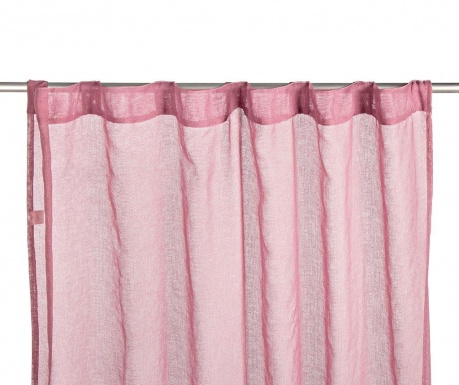 Záclona Alice Pink 140x280 cm