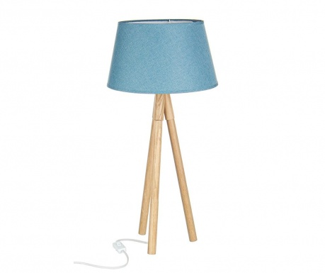 Namizna svetilka Wallas Turquoise