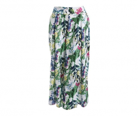 Plážová dlhá sukňa Floralis