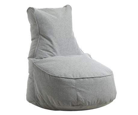 Puf Comfort Linea Silver
