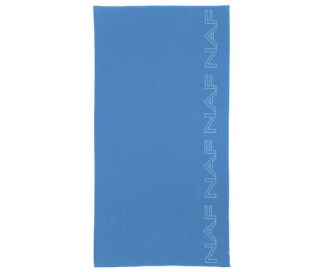 Brisača za plažo Casual Cobalt Blue 90x180 cm