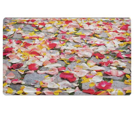 Podložka pod obuv Petals Road 40x70 cm
