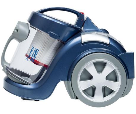 Usisavač bez vrećice Turbine Designo Blue & Silver