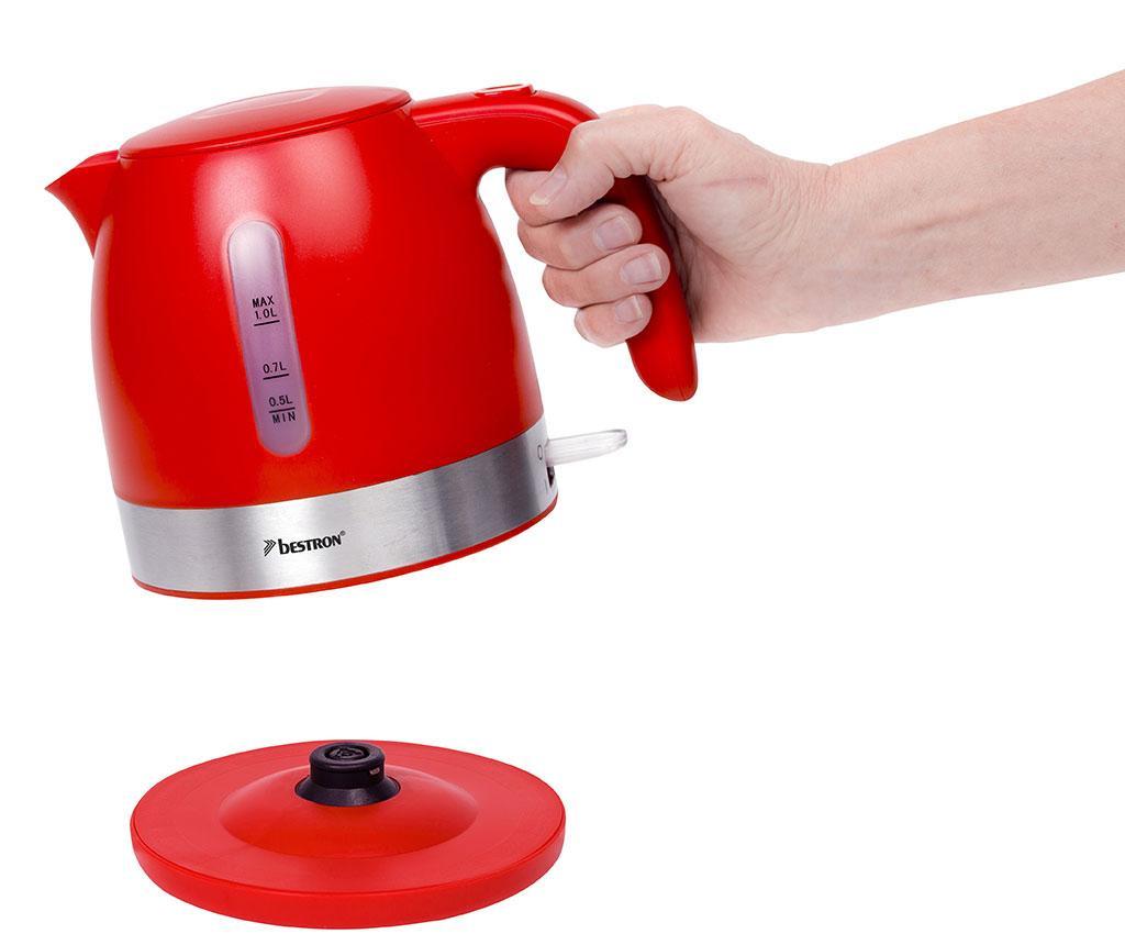 Modern Red Elektromos vízforraló 1 L