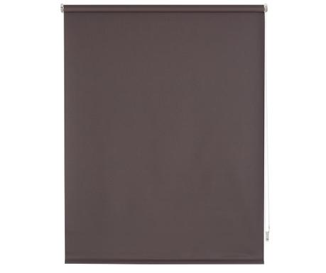Rolo zavesa Blackout Brown 180x230 cm