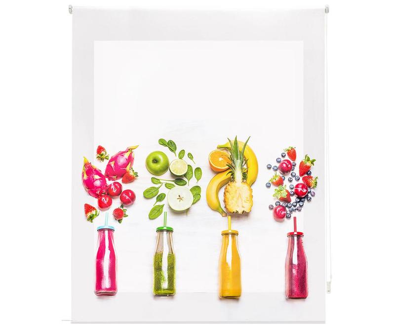 Rolo zavesa Fresh Fruit Smoothie 80x180 cm