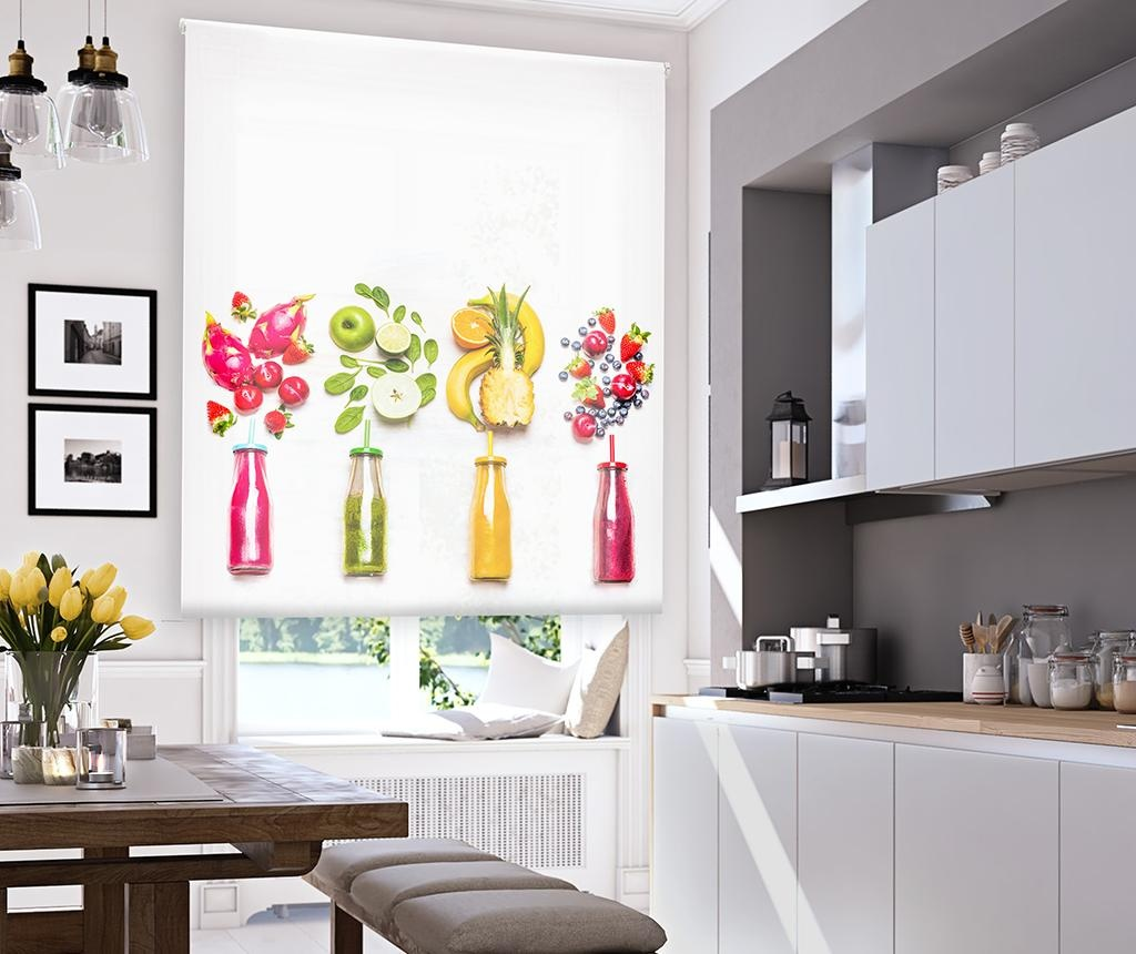 Fresh Fruit Smoothie Roletta 180x180 cm