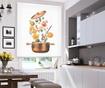 Rolo zavesa Sliced Vegetables 100x180 cm