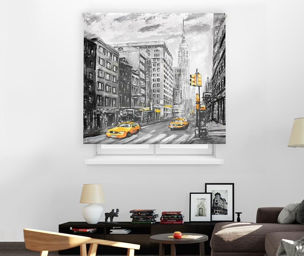 Rolo zavesa New York Art 100x250 cm