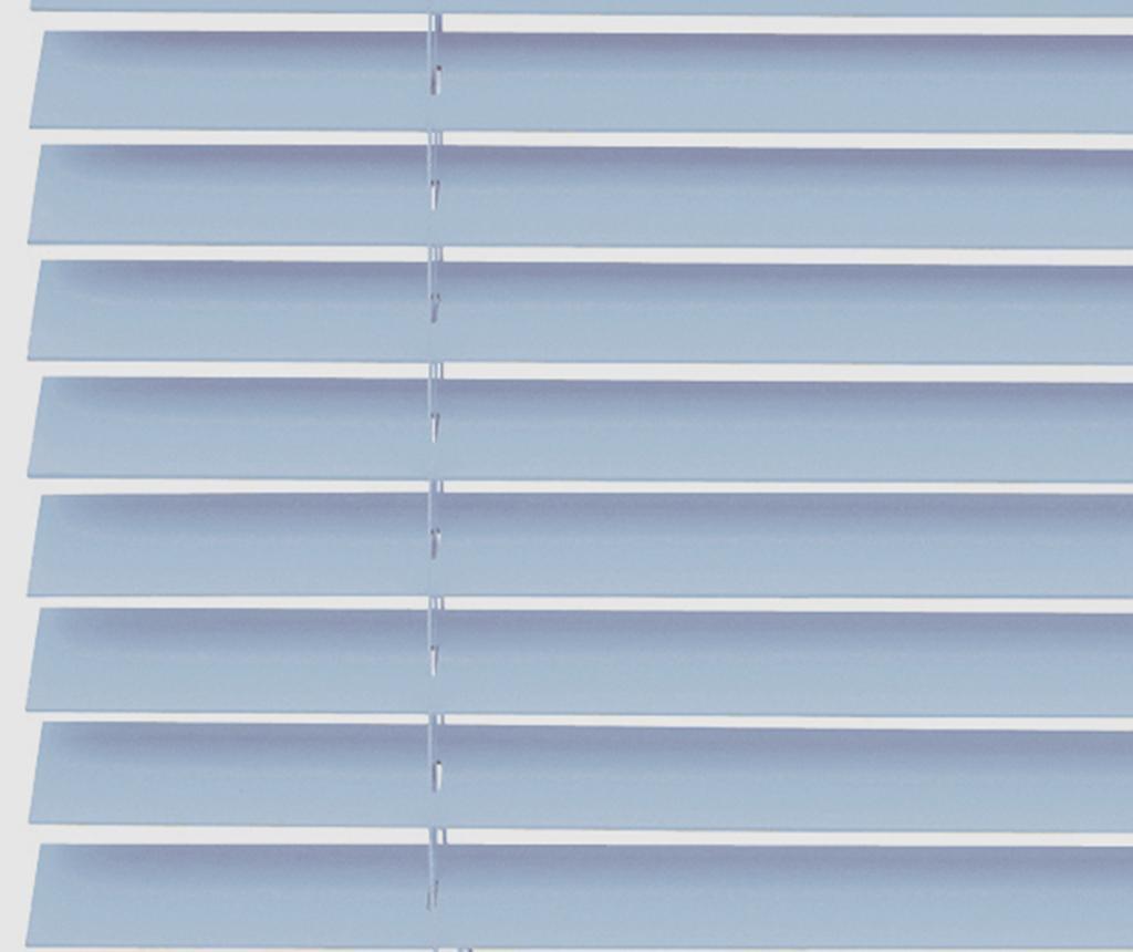 Venetian Aluminum Azul Reluxa 80x250 cm