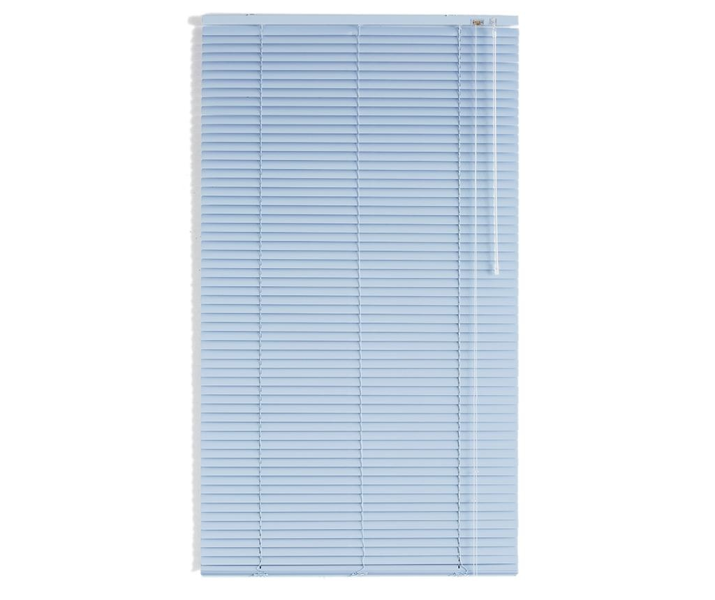 Venetian Aluminum Azul Reluxa 90x250 cm