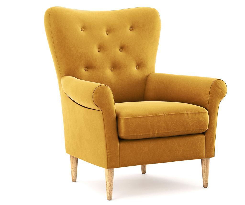 Fotelja Amelie Golden