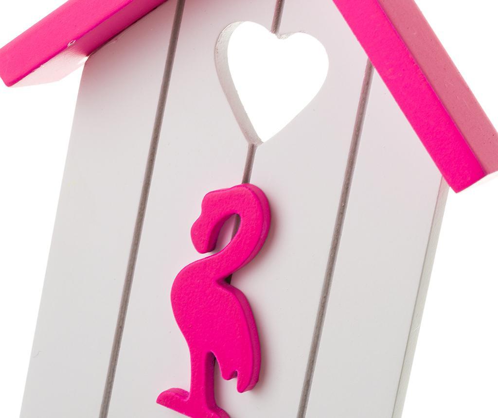 Podstavec na svíčku House Flamingo Pink
