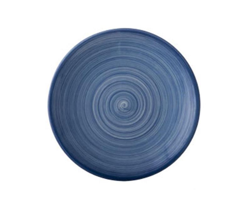 Tanjur za desert Turbo Blue