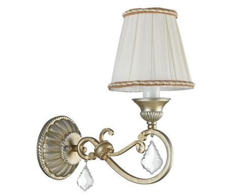 Valbonne Silver Gold Fali lámpa