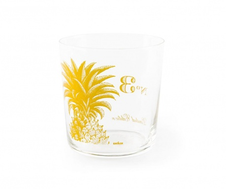Szklanka Flore et Faune Pineapple 370 ml