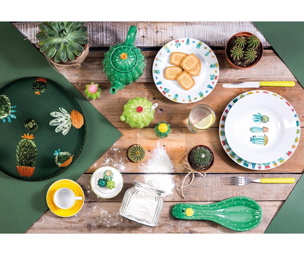 18-dijelni servis za jelo Cactus