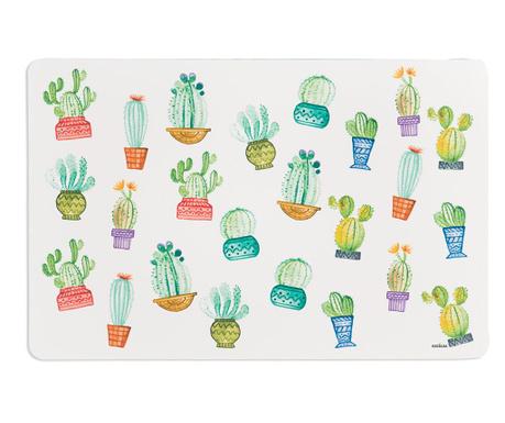 Cactus Tányéralátét 28.5x43 cm