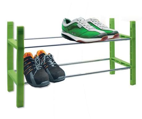 Етажерка за обувки Rook Green