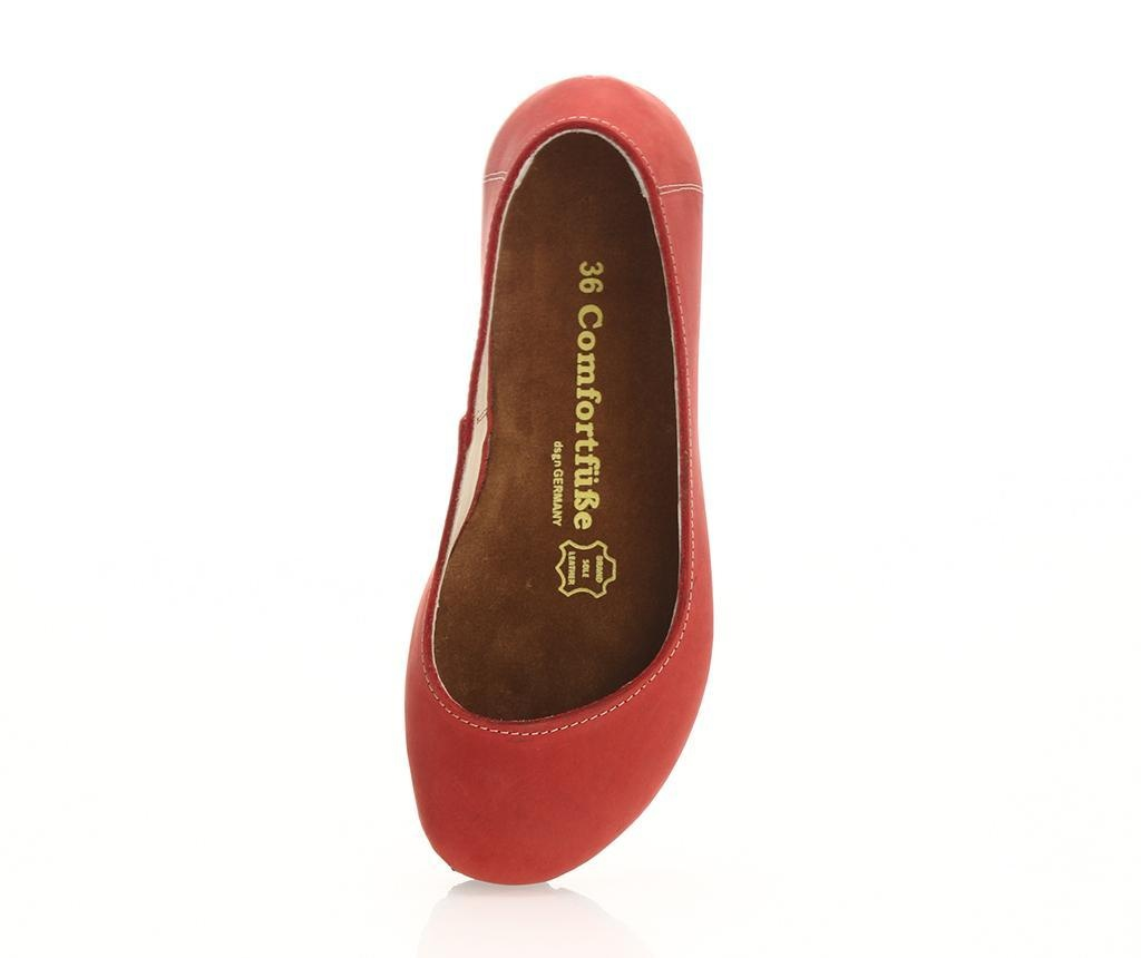 Velda Red Női balerina cipő 38