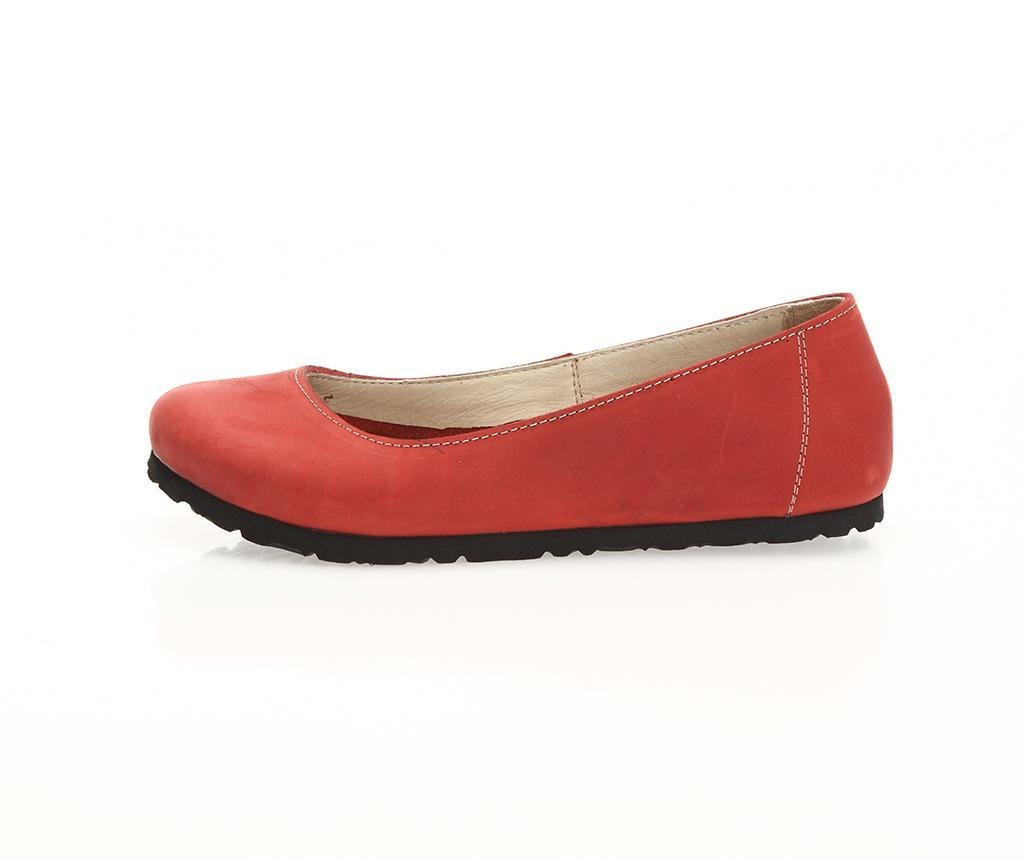 Velda Red Női balerina cipő 37