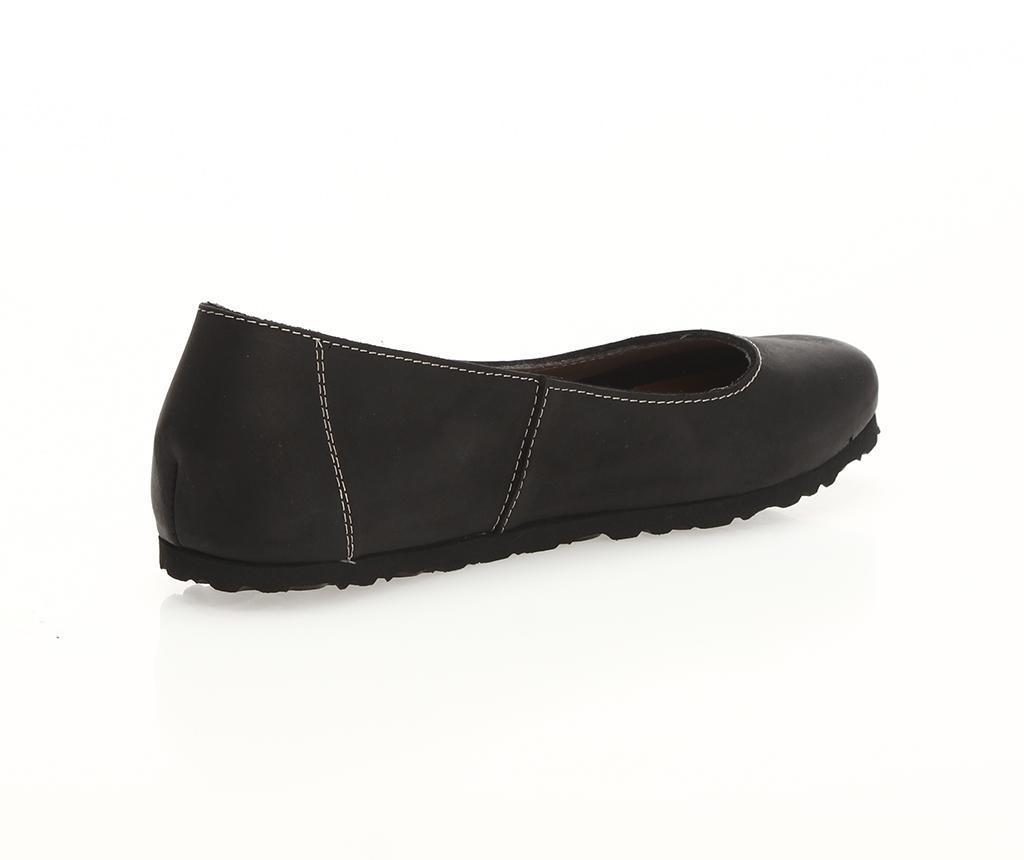 Velda Black Női balerina cipő 40