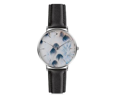 Γυναικείο ρολόι χειρός Emily Westwood Bourne Black