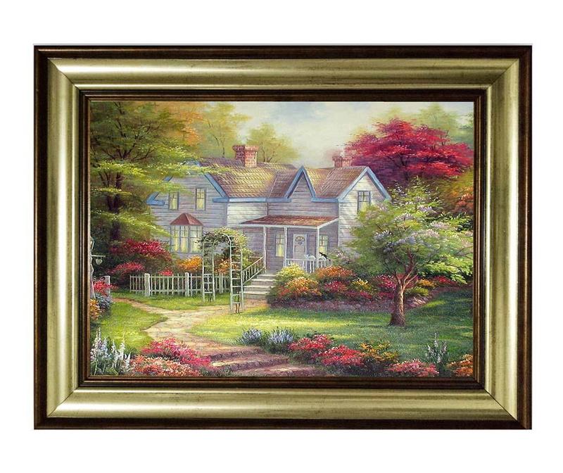 Obraz Dream House 40x50 cm
