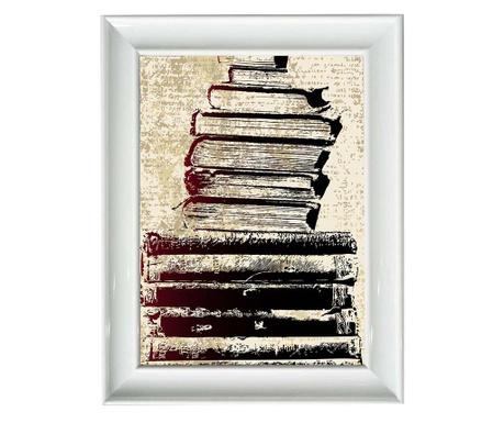 Картина Books