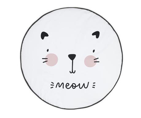 Covor pentru bebelusi Meow 90 cm