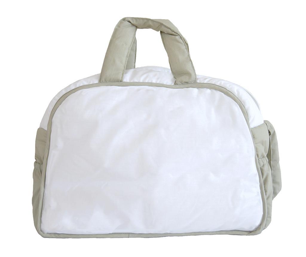 Set torba i sklopivi madrac za mijenjanje pelena Oso Barco