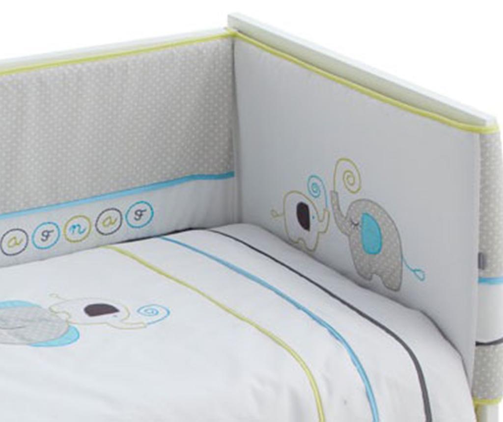 Set krevetić i dodaci Elephants