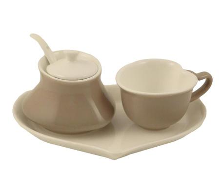 Комплект за чай 5 части Marey