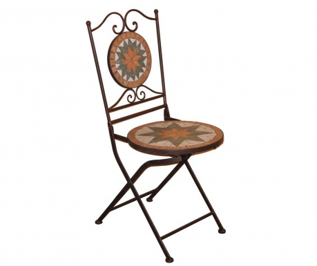 Zložljiv stol Mosaic Star