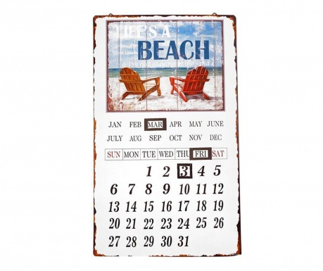 Kalendář Beach
