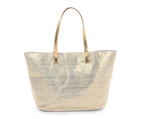 Plážová taška Macia Gold