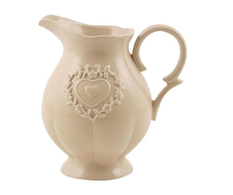 Vrč Flowery Heart 1.5 L