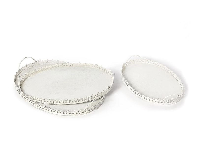 Set 3 servirnih pladnjev Rayana