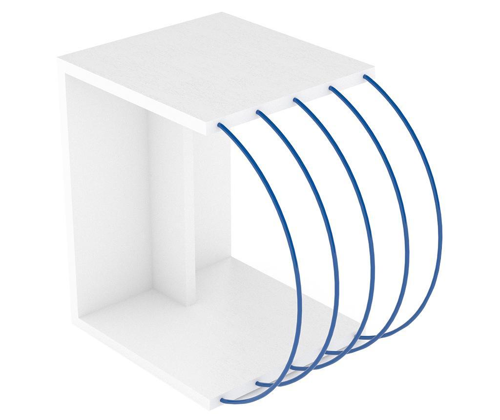 Masuta Case White Blue