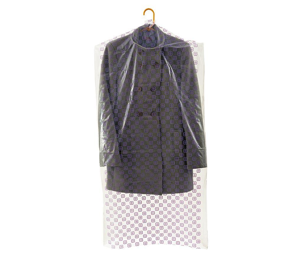 Set 3 saci de vidat parfumati pentru haine Dorano 66x140 cm