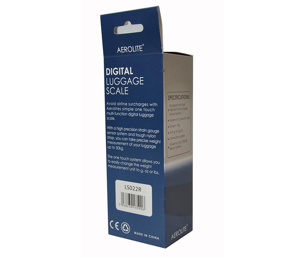 Aerolite Digitális poggyászmérleg