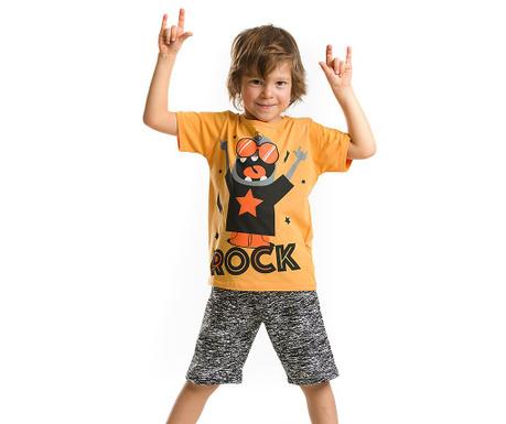 Set tricou si pantaloni scurti pentru copii Concert