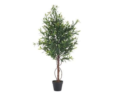 Изкуствено растение в саксия Olive Tree