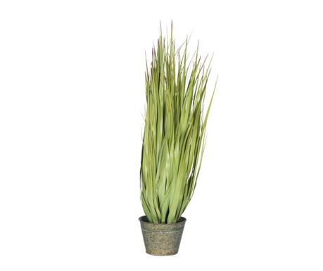 Изкуствено растение в саксия Some Grass
