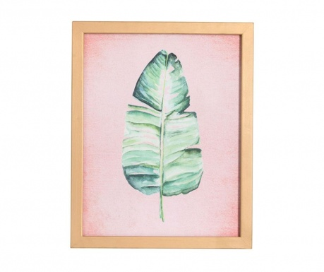 Obraz Tropical Leaf 44x55 cm