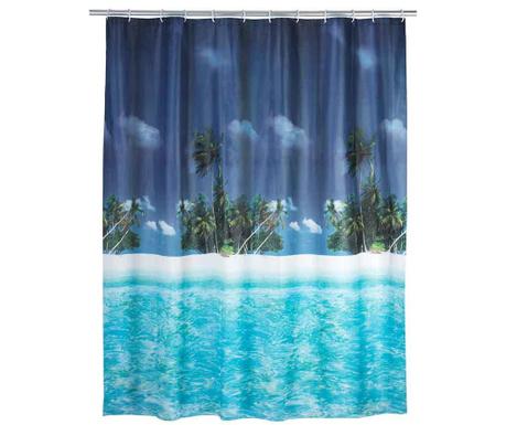 Zasłona prysznicowa Ocean 180x200 cm
