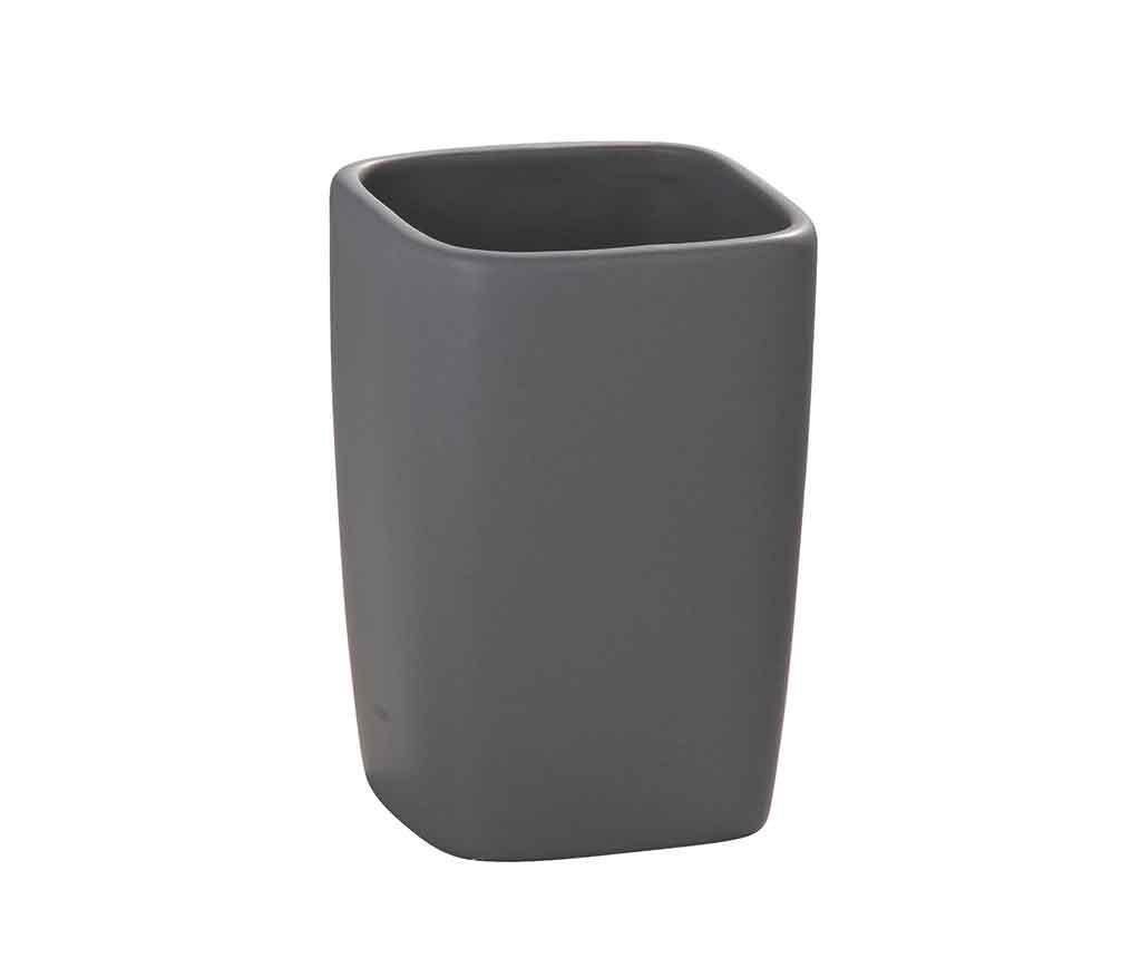 Kupaonska čaša Faro Grey