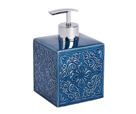 Dozownik na mydło w płynie Cordoba Blue 500 ml