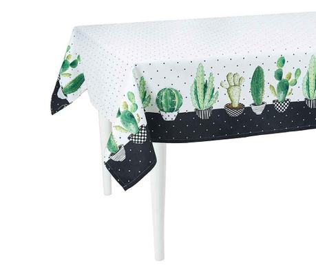 Středové prostírání Nightsky Cactus 70x70 cm