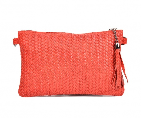 Clutch torbica Rachel Red